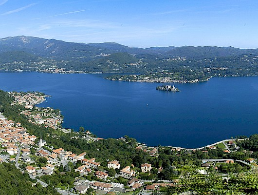 Lake Orta - View